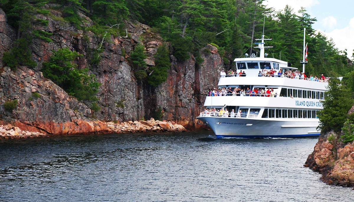 Cruise, Parry Sound