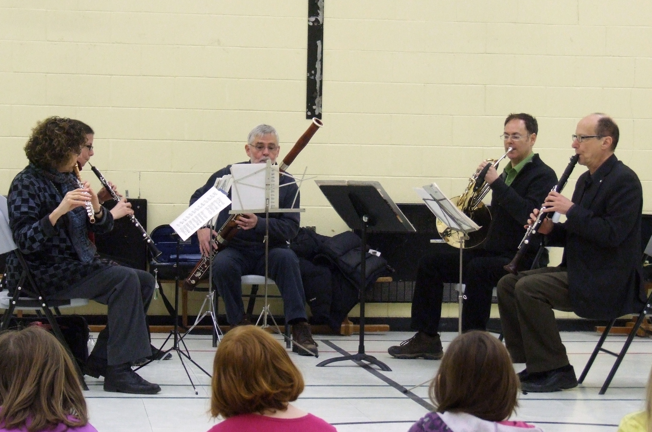 Educational Outreach - Festival of the Sound